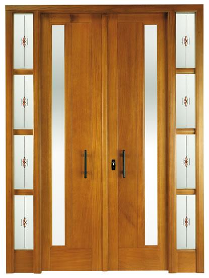 Maderas daniel abad bricolaje - Puertas de madera exteriores ...